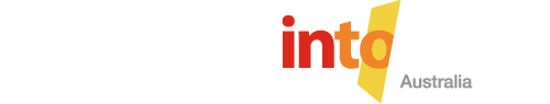 Proudly part of IntoWork Australia logo
